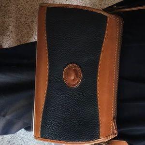 Handbags - Dooney and Burke Shoulder bag—Dark Navy!